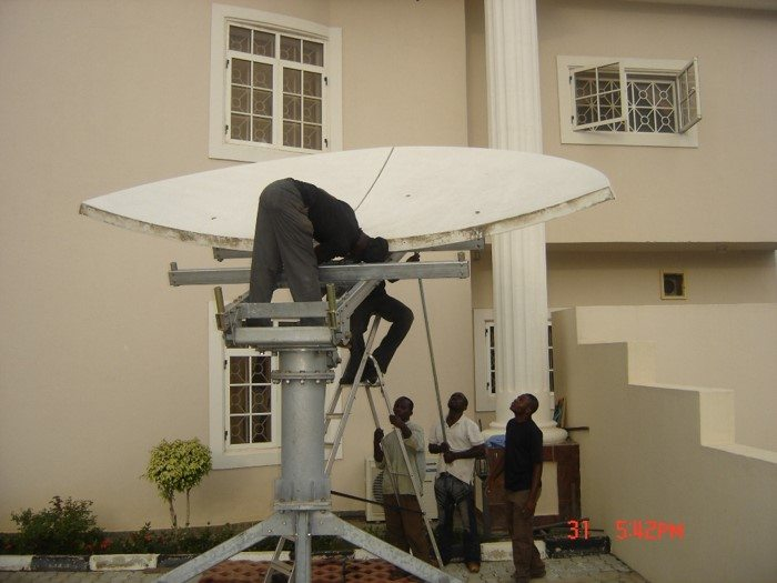 VSAT Installation