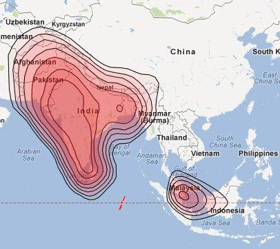 Asia Coverage