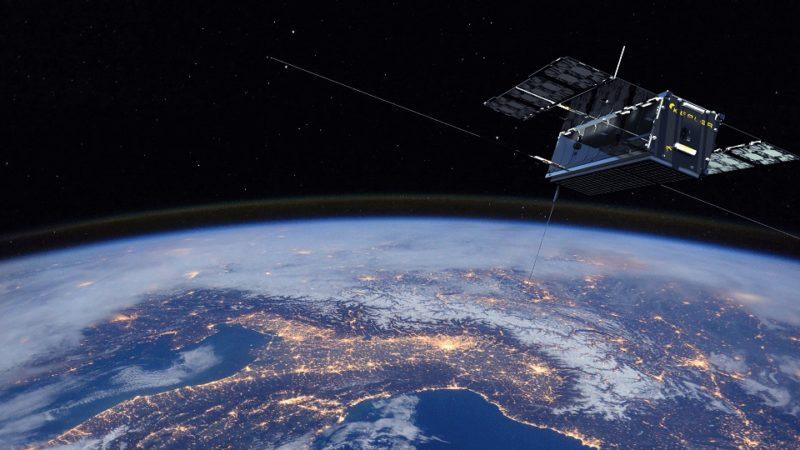 Kipp, Kepler's first Ku-band LEO satellite
