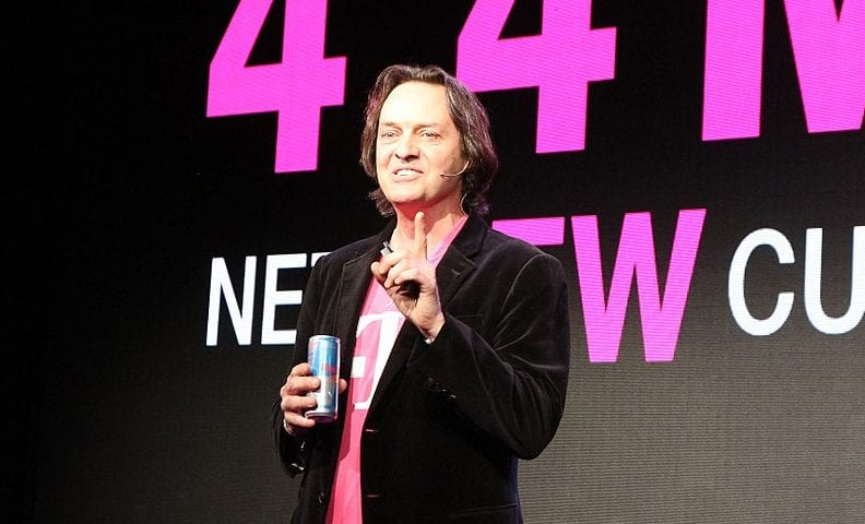 T-Mobile CEO Says Dish Deal Puts