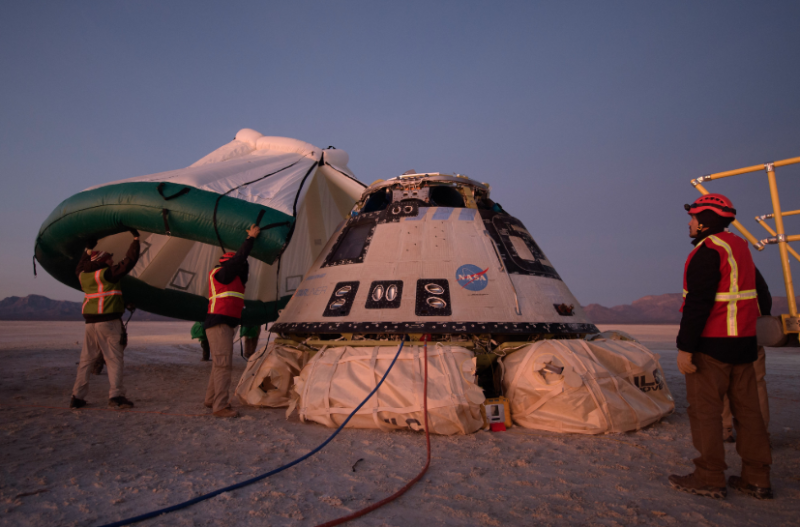 Boeing will refly its Starliner